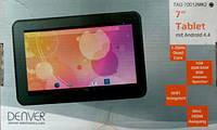 "Планшет Denver TAQ-70012MK2  7"" QuadCore 1,2GHz, 1GB, 8Gb, WiFi"