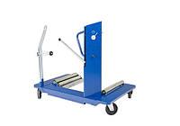 Тележка для транспортировки колес сельхоз и строительной техники 1500 кг, AC Hydraulic, WT1500NT