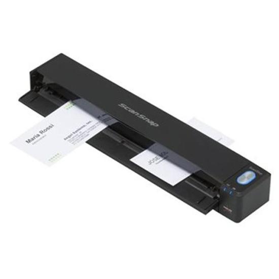Протяжный сканер Fujitsu iX100 (PA03688-B001) WiFi
