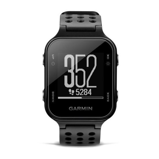Умные часы GARMIN APPROACH S20, black