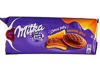 Печенье Milka Choco Jaffa Апельсин 147г