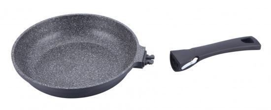 Сковорода Herenthal 28 см (HT-HGF28), Германия, черный