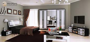 Спальня Виола 3Д Миромарк