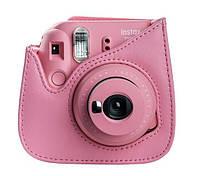 Сумка для камеры Fuji Instax Mini 9 розовая