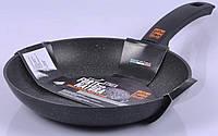 Сковорода Alluflon Etnea 28см с каменным покрытием, Италия, фото 1