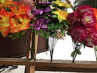 Букеты Искусственные цветы Разные цвета в упаковке , фото 1