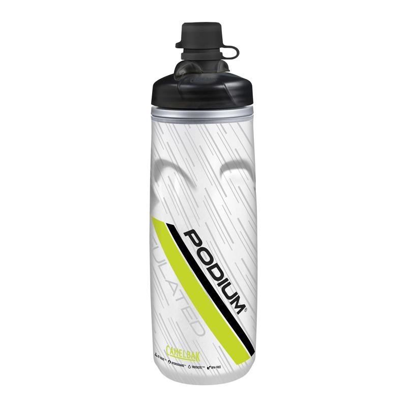 Велосипедная термофляга CamelBak Podium Dirt Series Chill 620 ml (21 oz) Lime