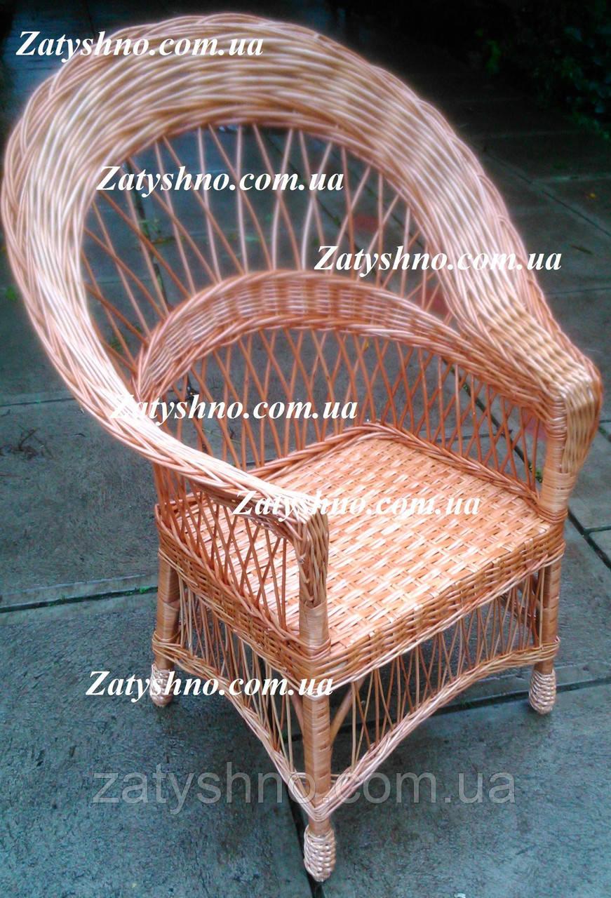 Плетеные кресло из лозы