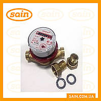 Водомер бытовой для горячей воды 1\2 ЛК-15