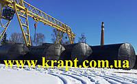 Резервуары для хранения нефтепродуктов различного объема