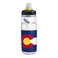 Спортивная термобутылка CamelBak Flag Series Podium Chill 620 ml (21 oz) Colorado