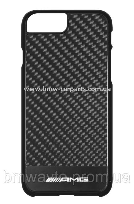 Чехол для iPhone 7/8 Plus Mercedes-Benz Carbon, фото 2