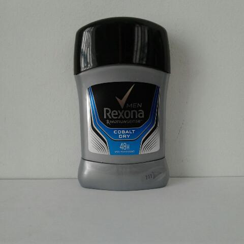 Твердый мужской дезодорант антиперспирант Rexona Cobalt 50 мл. (Рексона Кобальт)