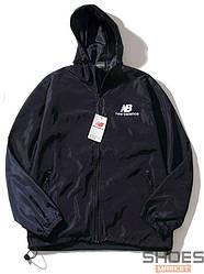 Куртка New Balance USA Dark Blue (ориг.бирка)