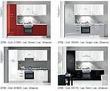 Недорогие итальянские кухни (с бытовой техникой) 255 см 6 вариантов, фото 2