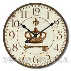 Годинник декоративний настінний Royal