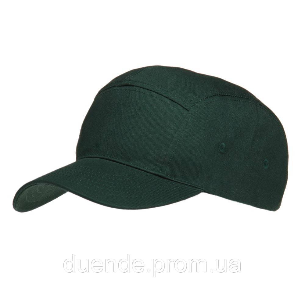 Кепка-пятиклинка Sun Line Темно-зеленый