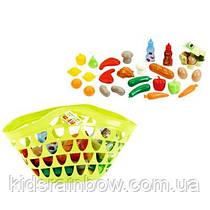 Игровой набор Ecoiffier Большая корзинка с продуктами