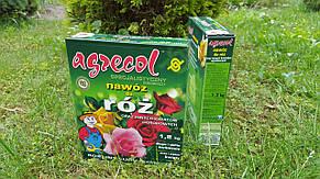 Удобрение Agrecol для РОЗ 1,2кг (гранулированное), фото 3