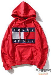 Худи Tommy Jeans Common Red (ориг.бирка)
