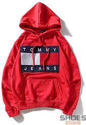 Худи Tommy Jeans Common Red (ориг.бирка)