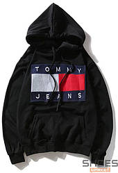 Худи Tommy Jeans Common Black (ориг.бирка)