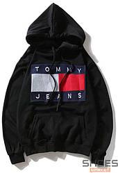Худи Tommy Jeans Common Black (ориг.бирка)