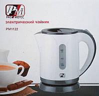 Чайник дорожный PROMOTEC PM 1122