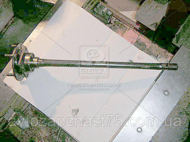 Полуось заднего моста Газ 2410, Газ 31029 (производитель ГАЗ, Россия)