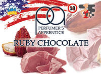 Ароматизатор TPA Ruby Chocolate (Розовый шоколад)