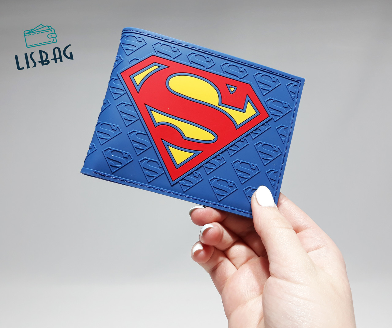 Кошелек гаманець супер мен superman comics супермен marevel