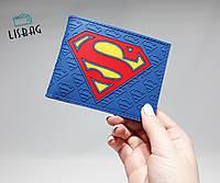 Кошелек гаманець супер мен superman comics супермен marevel , фото 1