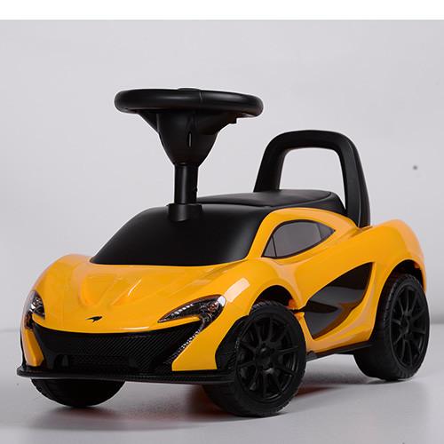 Каталка-толокар Bambi McLaren Z 372L-6 Yellow
