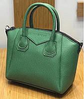 Маленькая Сумка Женская в стиле Givenchy Зеленая