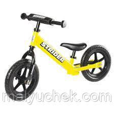 Детский беговел STRIDER Sport Yellow  ST-S4YE