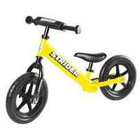 Детский беговел STRIDER Sport Yellow  ST-S4YE, фото 1