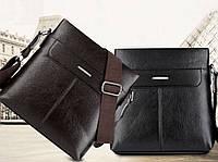 Мужская кожаная сумка. Модель 63298, фото 7