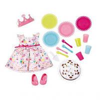 Одежда для куклы Baby Born День рождения Zapf Creation 825242