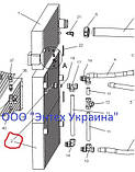 CompAir ZS1046790, 1046790, ZS 1046790 масляный теплообменник, охладитель, фото 2