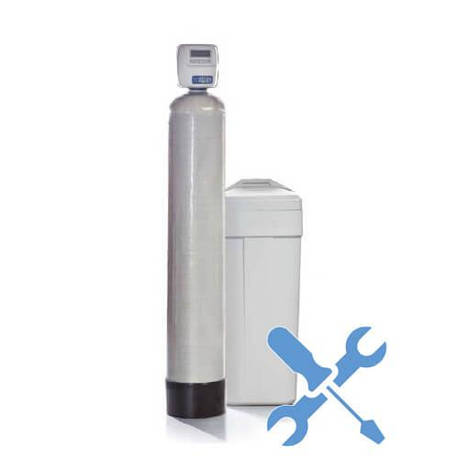КОМПЛЕКТ 1. Монтаж системы очистки воды