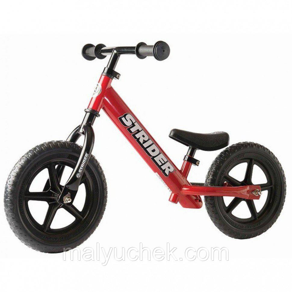 Детский беговел STRIDER Classic Red  ST-M4RD