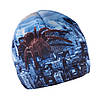 Зимняя шапка для мальчика с принтом TuTu арт. 3-003112 (52-56)