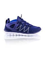 Кроссовки синие обувь для женщин удобные 7760
