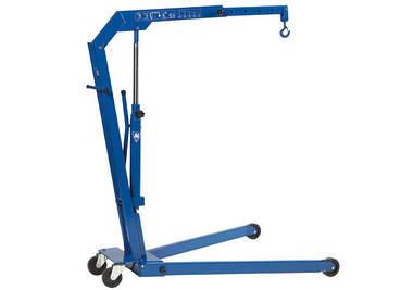 Складной гидравлический кран 1100 кг, AC Hydraulic, WJN10