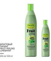 Фруктовый пилинг Naomi Fruit Peeling Lime&Mint, 500 мл