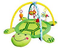 Коврик игровой с дугами Черепаха 898-12