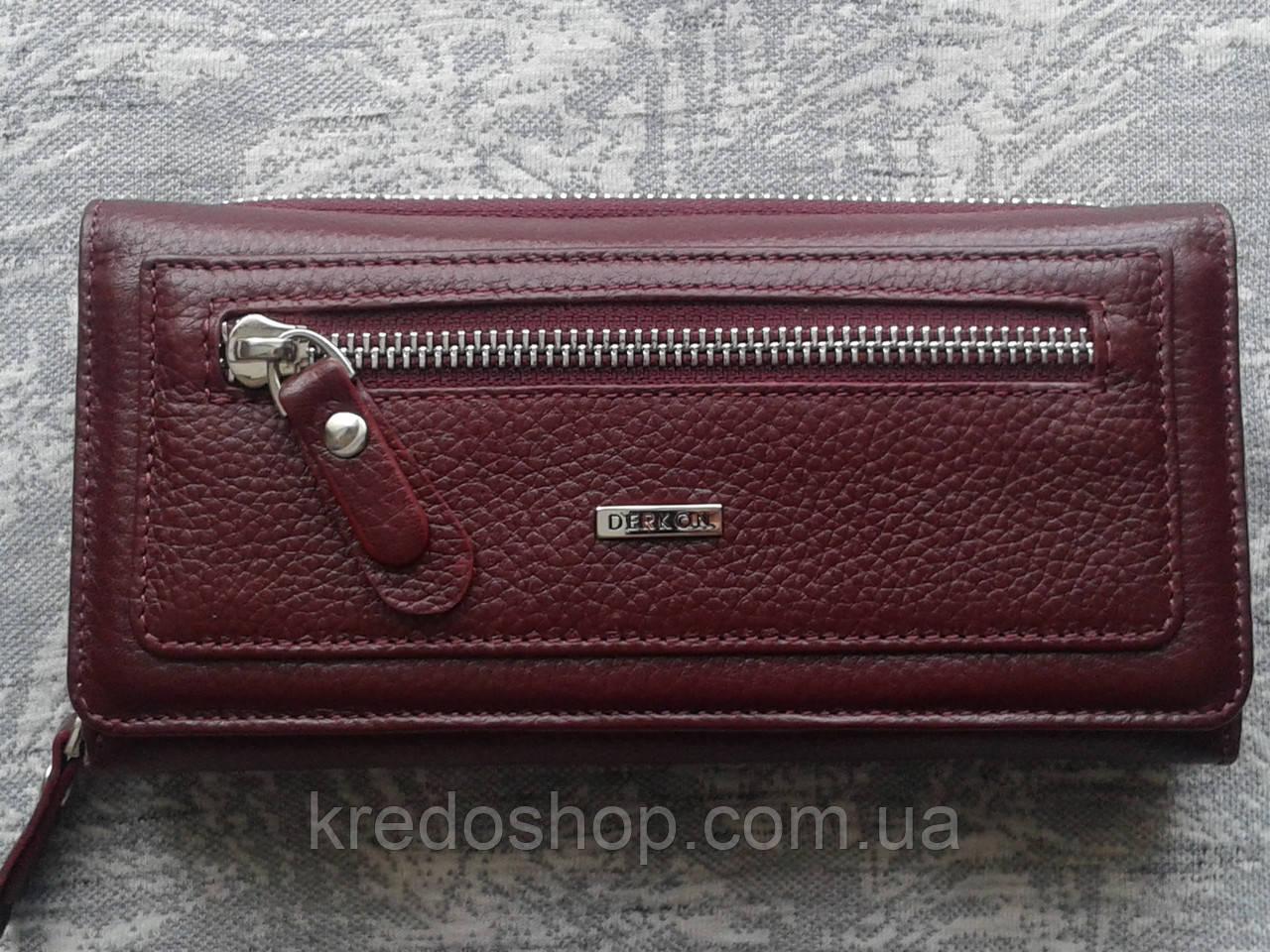 7b59c0328575 Кожаный кошелек женский красивый стильный(Турция) - Интернет-магазин сумок  и аксессуаров