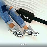 Кроссовки Chanel — Купить Недорого у Проверенных Продавцов на Bigl.ua 07d6b8d7a14