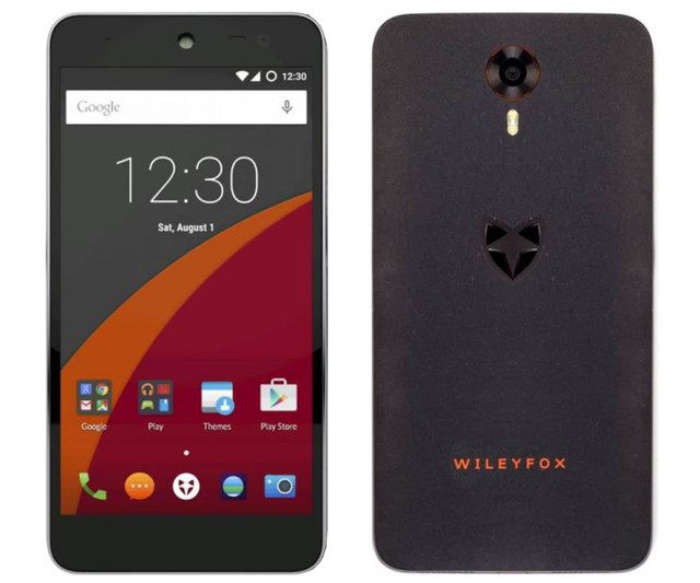 Чехлы для Wileyfox Swift