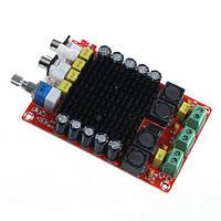 Усилитель XH-M510 TDA7498 плата 2 х 100 Вт